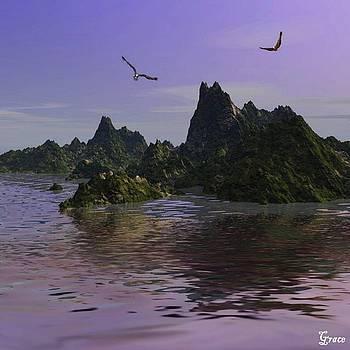 The Eagles Flight by Julie Grace