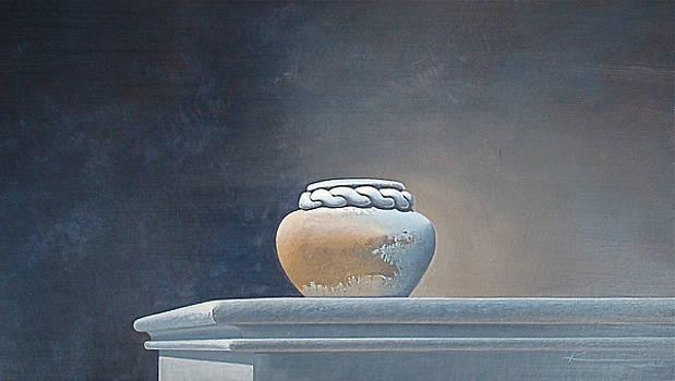 The earthen pot by  Keith Kochenour