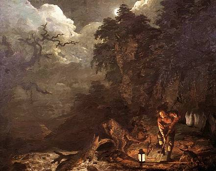 Wright Joseph - The Earthstopper On The Banks Of The Derwent 1773