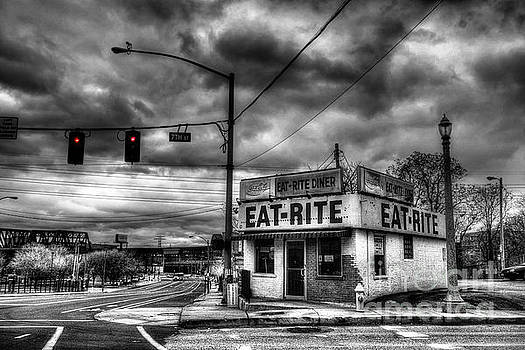 The Eat Rite Diner by William Fields