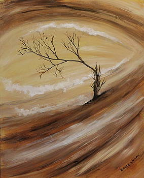 The Edge by Christie Minalga