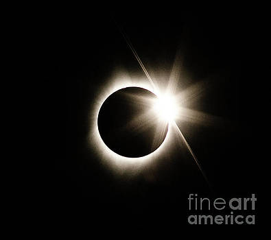 The Edge Of Totality by Nick Boren