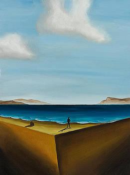 The edge by Zeb Shaffer