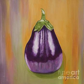 The eggplant by Graciela Castro