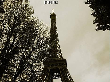 The Eiffel Tower by Zachary Baty
