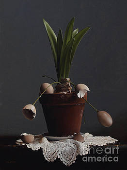 Larry Preston - THE ELUSIVE EGG PLANT