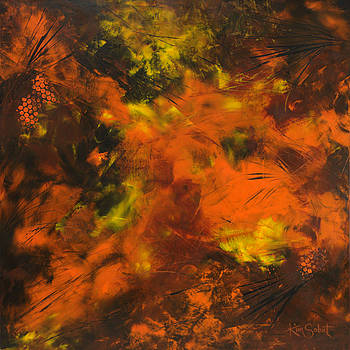 The Embers of Autumn by Kim Sobat