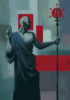 The Emperor by Octavio Cordova