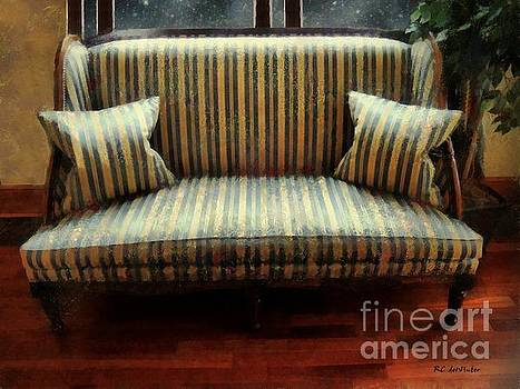 The Empire Settee by RC deWinter