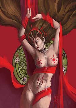The Empress by Octavio Cordova