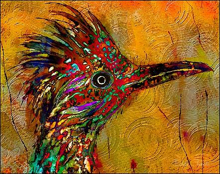 The Enchanted Roadrunner by Barbara Chichester