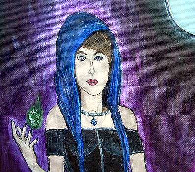 The Enchantress by Sabrina Zbasnik