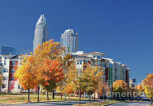 The Enclave Apartments in Charlotte by Jill Lang