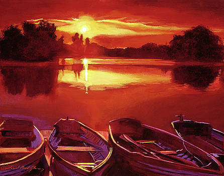 The End Of The Day by David Lloyd Glover