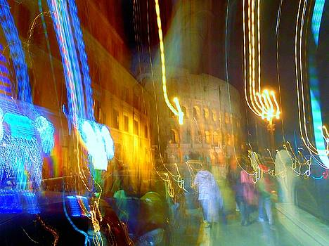 The Energy in Rome by Michelle Dallocchio