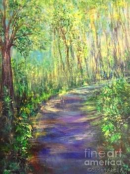 The Enlightened Path by Susan Abell