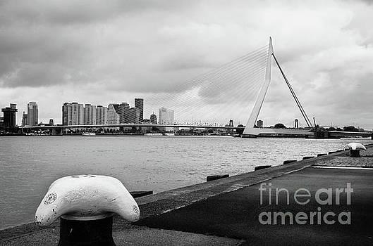 RicardMN Photography - The Erasmus Bridge in Rotterdam BW