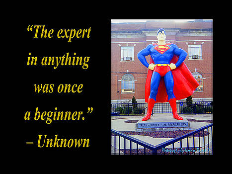 Tamara Kulish - The Expert in Anything Was Once a Beginner