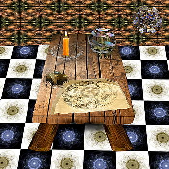 The Explorers Table by Bad Monkey