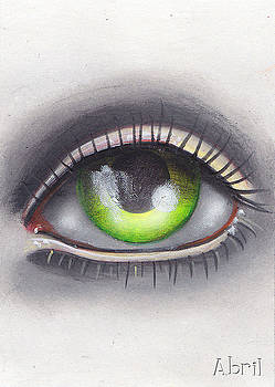 Abril Andrade Griffith - The Eye