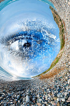 The Eye of Nature 3 by Lisa Yount
