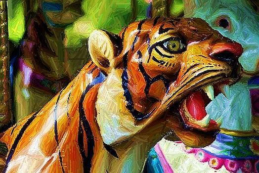 The Eye Of The Tiger by Jeffery Bennett