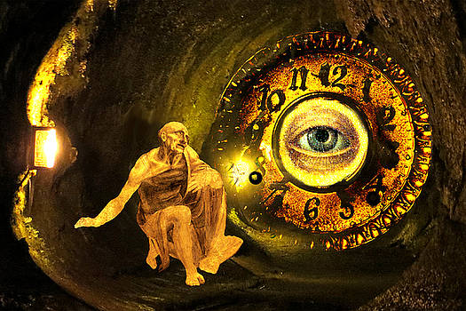 The Eye of Time 2 by Lisa Yount