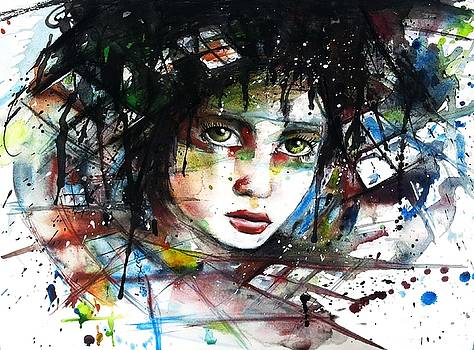 'The eyes are the window of the soul by Dreja Novak