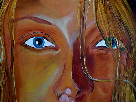 The Eyes of the Muse by Gregory Allen Page
