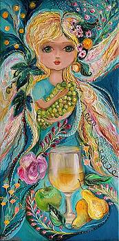 The Fairies of Wine series - Chardonnay by Elena Kotliarker