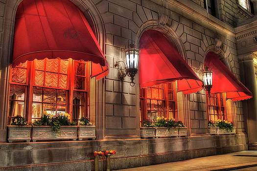 Joann Vitali - The Fairmont Copley Plaza Hotel - Boston