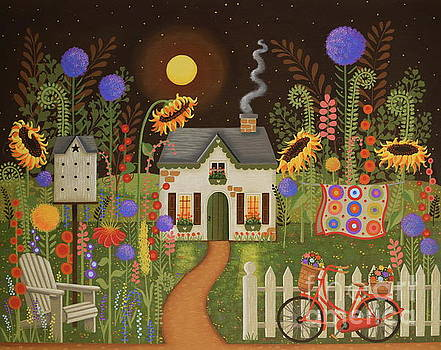 The Fairy Garden by Mary Charles
