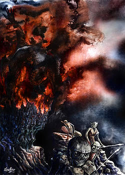 The Fall of Azturath by Curtiss Shaffer