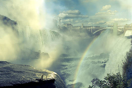 The Falls by Renee Althouse