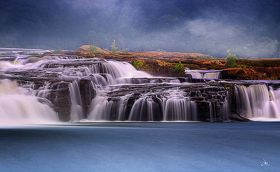 The Falls by Ron Jones