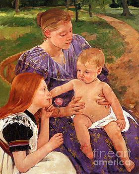 Cassatt - The Family
