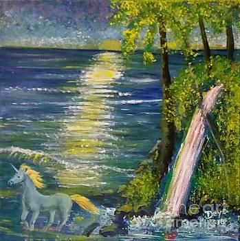 The Fantasy Land by Deyanira Harris