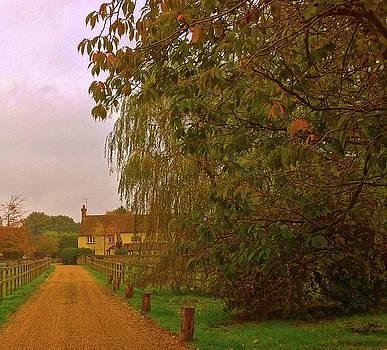 The farm in autumn by Anne Kotan
