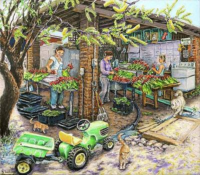 Beet Processing by Steve Wilcox