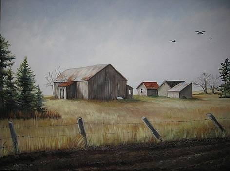 The Farm Next Door by May Moore