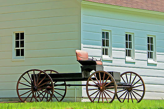 The Farm Wagon by Roger McBee