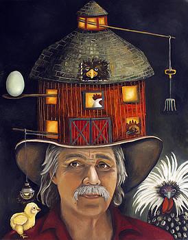 Leah Saulnier The Painting Maniac - The Farmer