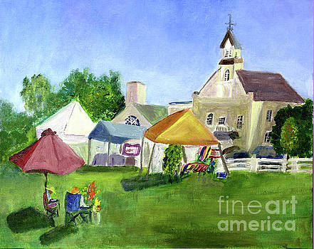 Donna Walsh - The Farmers Market