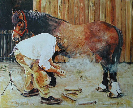 The Farrier by Wendy Head