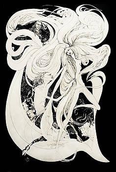 The Faun by Roz McQuillan