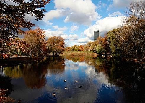 The Fens, Boston by Ernesto Arroyo