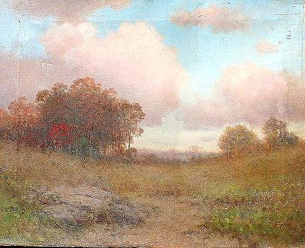 The Field  by Frank Russell Green