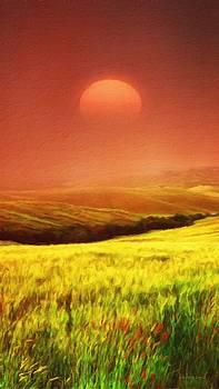 The Fields by Gabriella Weninger - David