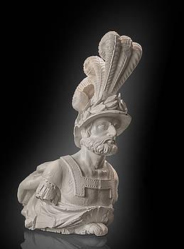 The Figurehead of Mars by Gary Warnimont
