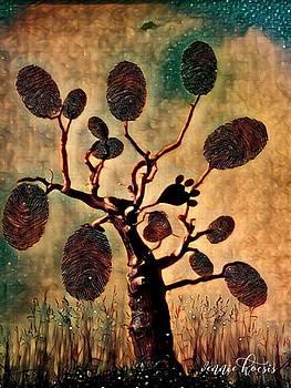 The Fingerprints Of Time by Vennie Kocsis